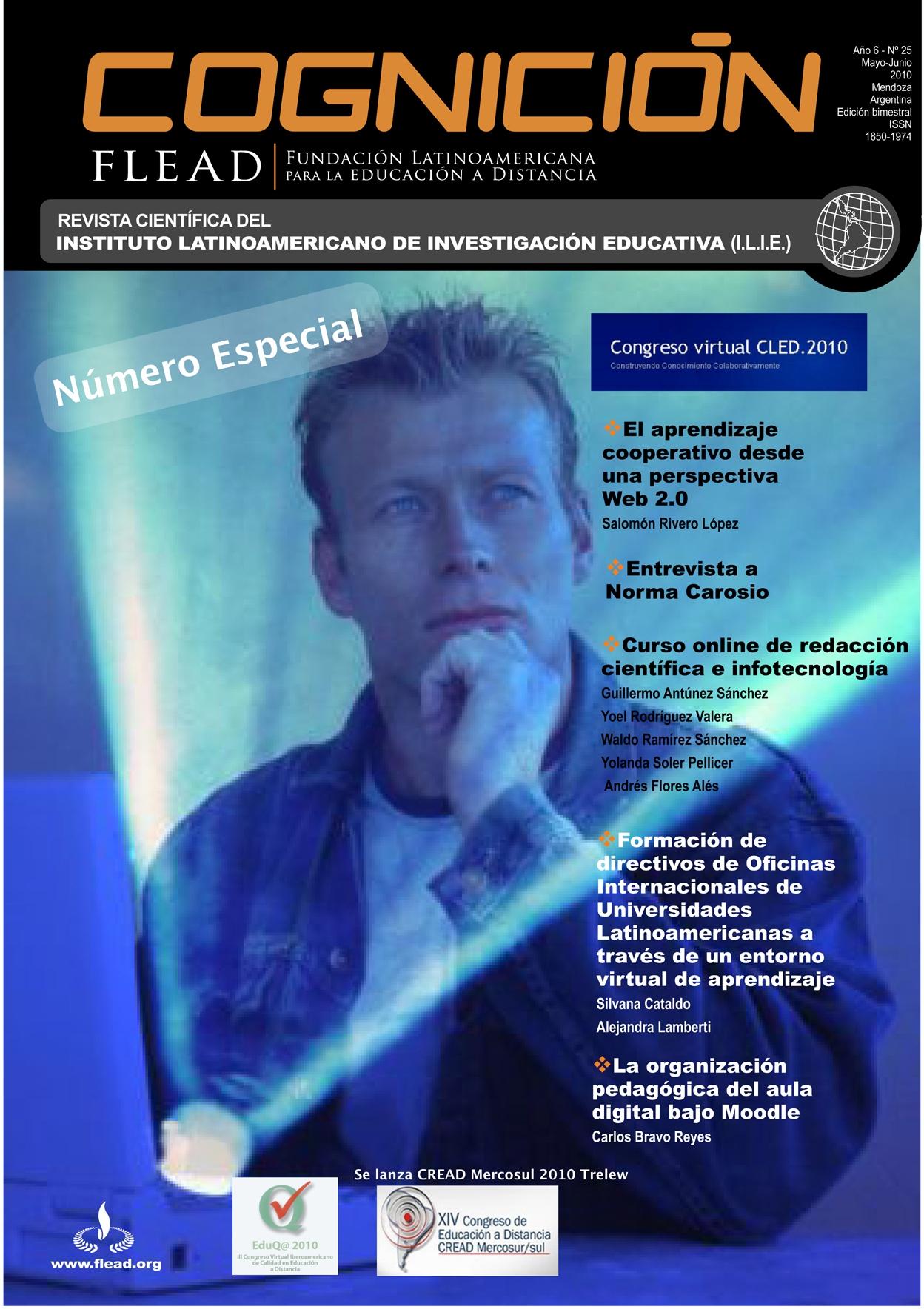 Tapa Revista Cognición N° 26